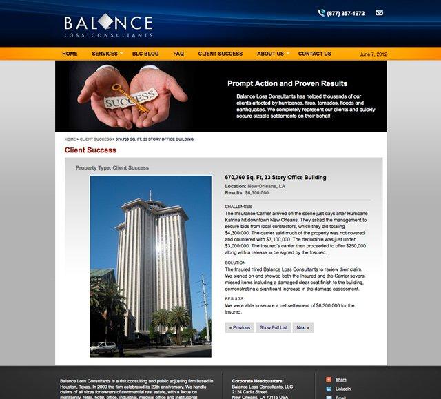 Balance International (Clients)