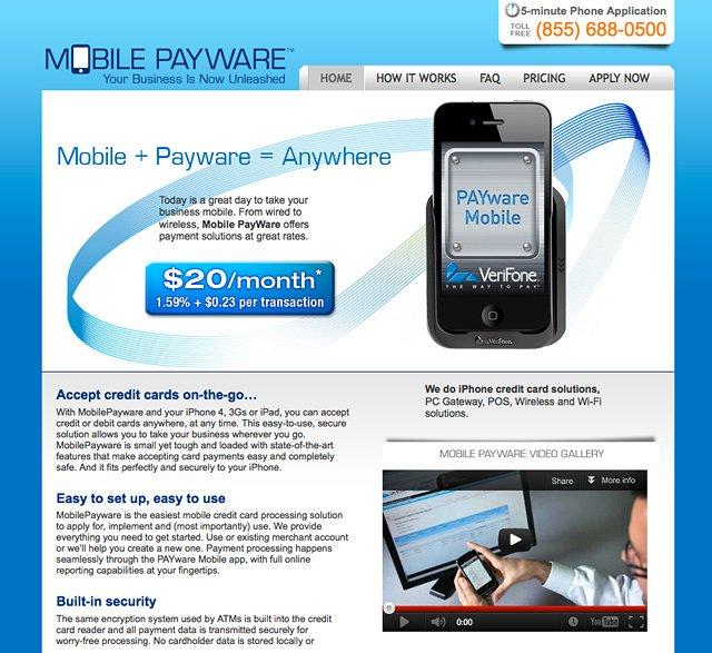 Mobile PAYware