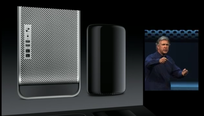 Current v New Mac Pro comparison