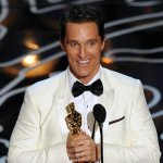 Matthew McConaughey accepts Academy Award for Best Actor
