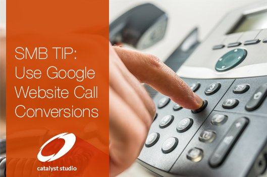 Website Call Conversions for Lead Tracking
